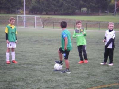 Fotoalbum Fußballtag