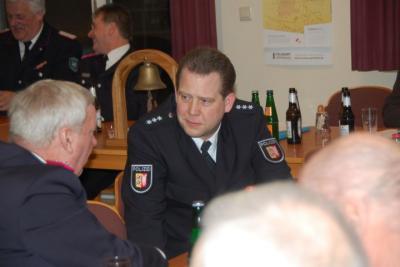 Fotoalbum Jahreshauptversammlung 2015 der Freiwilligen Feuerwehr Langeln