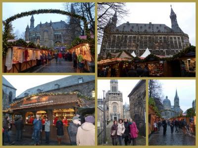 Fotoalbum Ausflug nach Aachen