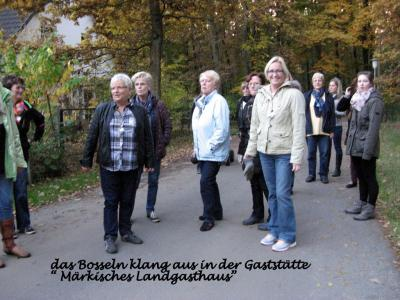 Fotoalbum Bosselnachmittag