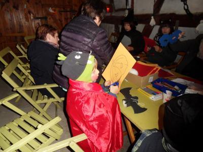 """Foto des Albums: Wahrenbrück - Familien-Event """" (Kinder)Museumsnacht (27.10.2015)"""