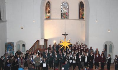 Fotoalbum Adventskonzert in der evang. Kirche Elster