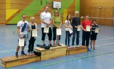 Fotoalbum 22. Badminton-Turnier des TV Miltenberg