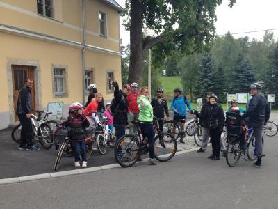 Fotoalbum Fahrradtour