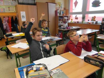 Fotoalbum Schnappschüsse aus den Klassen