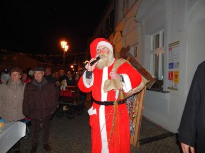 Foto des Albums: Eröffnung Weihnachtsmarkt 2015 (27.11.2015)