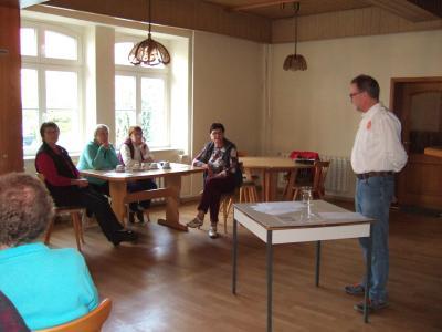 Foto des Albums: Vortrag des ASB in Wahrenbrück (01.12.2015)
