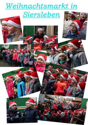 Fotoalbum Weihnachtsmarkt in Siersleben