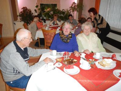 Fotoalbum Seniorenweihnacht 2015