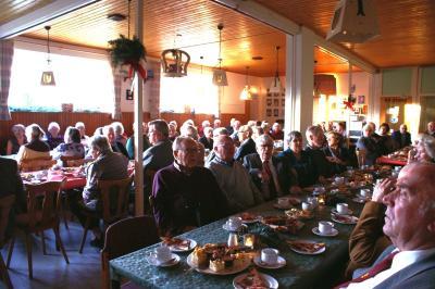 Fotoalbum Weihnachtsfeier für Senioren