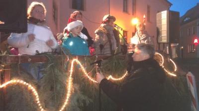 Fotoalbum Weihnachtsmarkt in Gerbstedt