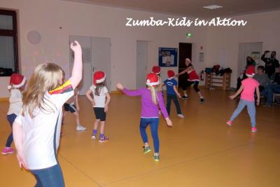 Fotoalbum Zumba-Kids