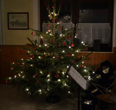 Fotoalbum Weihnachtsfeier 2015