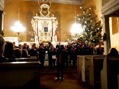 Fotoalbum Adventskonzert in Brüssow