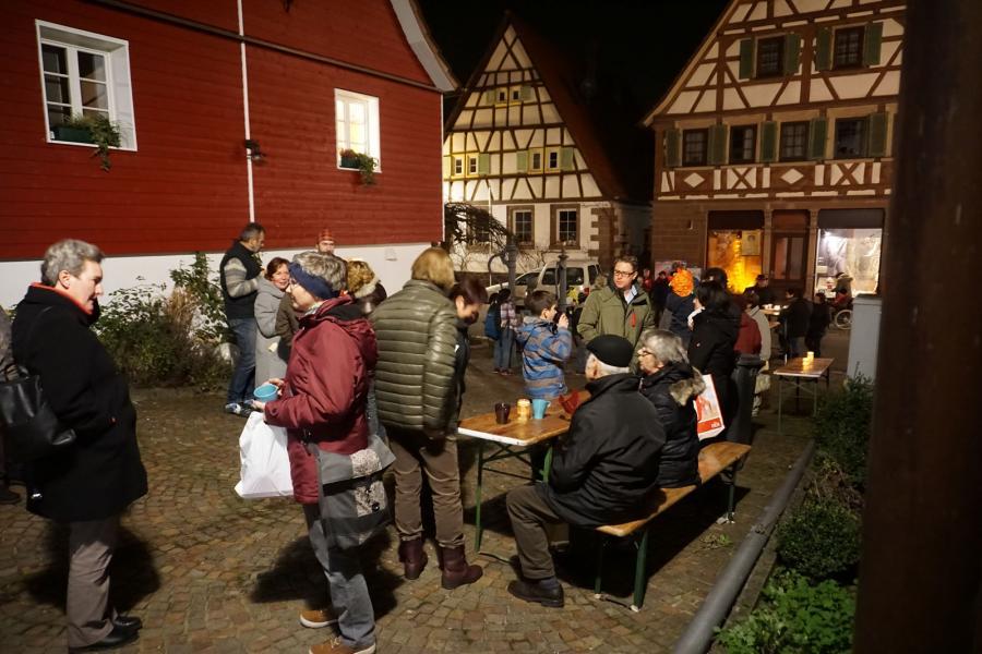Gemeinde Illingen - Weihnachten zum Mitsingen