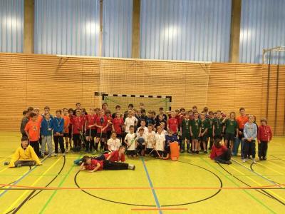 Foto des Albums: Knaben B bei BHSV-Landespokal in Potsdam (19.12.2015)