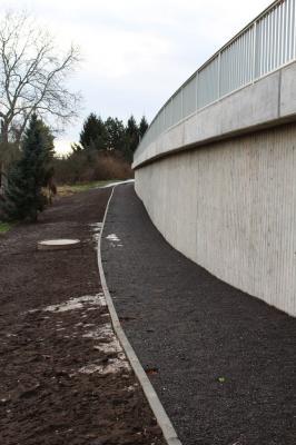 Fotoalbum Einweihung Stützmauer Friedeburg