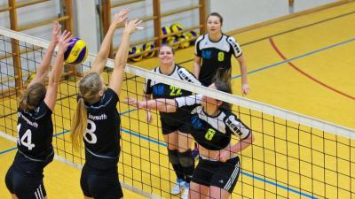 Fotoalbum TUS Neusorg Volleyball-Damen