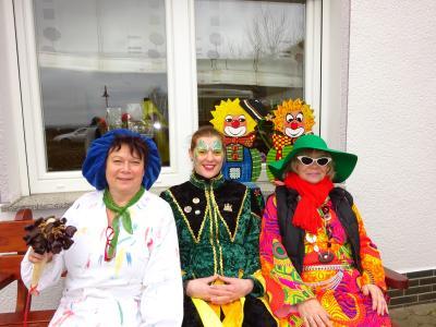 Fotoalbum Schwerdonnerstag 2016 im Dorf