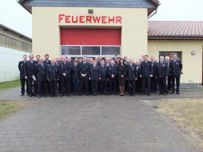 Fotoalbum Auszeichnungsveranstaltung für Treue Dienste der Gemeinde Fehrbellin