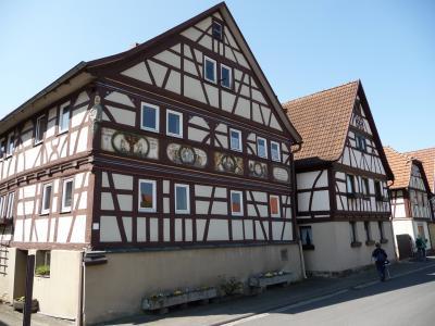 Fotoalbum Wanderwochenende vom 23.04. - 25.04.2010 in Ostheim v.d Rhön - Hotel Kaak
