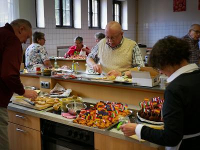 Fotoalbum Jubiläum 5 Jahre Netzwerk an Urft und Olef