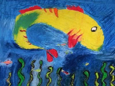 Fotoalbum Kunst an unserer Schule