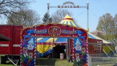 Fotoalbum Zirkus