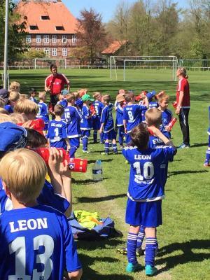 Fotoalbum HSV Fußballschule 2016