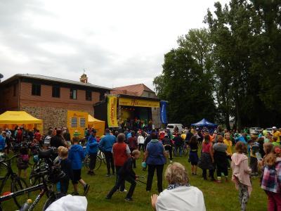 Fotoalbum Tour de Prignitz - 1. Etappe