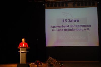 Fotoalbum 15 Jahre Kämmererfachverband Brandenburg Festveranstaltung am 04.05.2016 in Neuenhagen