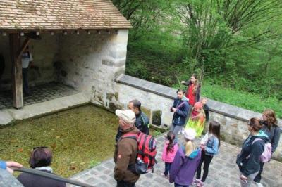 Fotoalbum Besuch in Nucourt an Pfingsten 2016