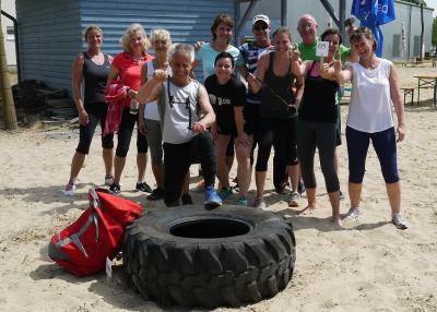 Fotoalbum Cross Fitness im B1 Sport & Freizeit