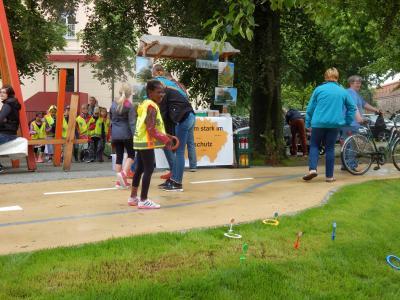 Foto des Albums: Spielplatzeröffnung Fröbelplatz (01.06.2016)