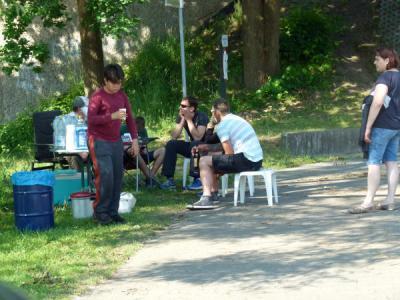 Fotoalbum Kinder- und Jugendangeln am 04.06.2016