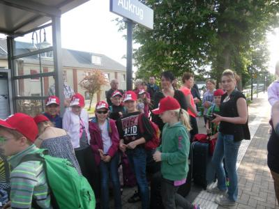 Fotoalbum Klasenfahrt Klasse 3 nach Hörnum/Sylt