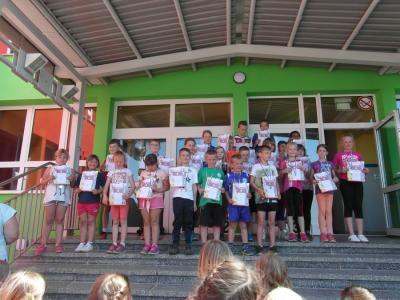 Fotoalbum Sportfest und Kleine Friedensfahrt