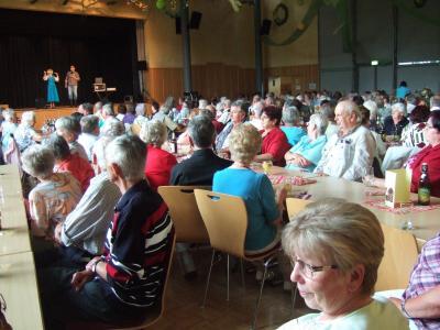 Foto des Albums: Brandenburgische Seniorenwoche Festveranstaltung Uebigau-Wahrenbrück gemeinsam mit Falkenberg am 15.06.16 (28.06.2016)