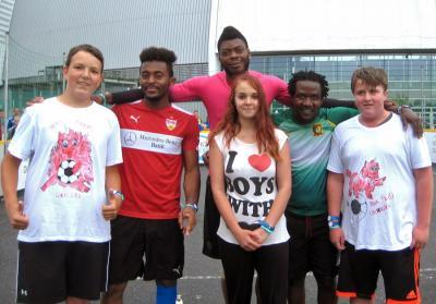 Fotoalbum Bilder vom Straßenfußballmeisterschaft der Brandenburgischen Sportjugend