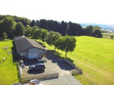 Fotoalbum Sportlerheim und Sportplatz mit Zeltlager