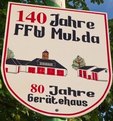 Fotoalbum 140 Jahre FFw Mulda