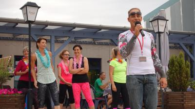 Fotoalbum Sommerfest auf der B1 Sport & Freizeit Beachanlage