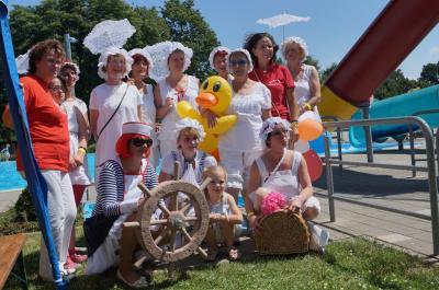 Fotoalbum Schwimmbadfest zum 90-jährigen Bestehen des Dahmer Freibades