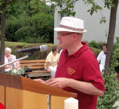 Fotoalbum Sommerfest 2016 im Hof unseres Wohn- und Pflegezentrums