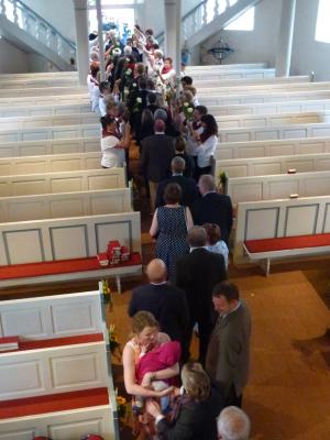 Fotoalbum Singen z. Goldenen Hochzeit Mauritiuskirche