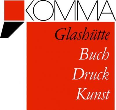 Fotoalbum Buchmesse KOMMA