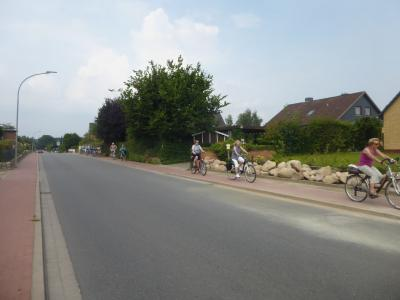 Fotoalbum Fahrradtour zum Gut Jersbek