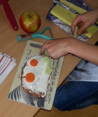 Fotoalbum aid - Ernährungsführerschein Klasse 3