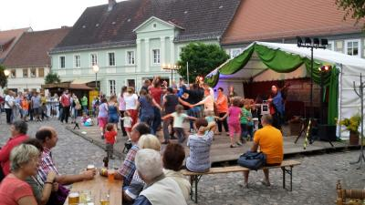 Fotoalbum 11. Historische Nacht in Uebigau