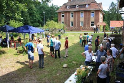 "Fotoalbum 2. Sommerfest am ""Historischen Bahnhof Hangelsberg"""